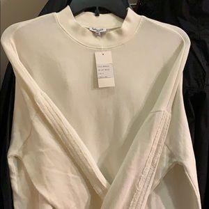 NWT Splendid Pullover Sweater Sweatshirt S $168